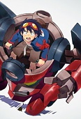 Постер 5 из Гуррен-Лаганн - Heavenly Breakthrough Gurren Lagann